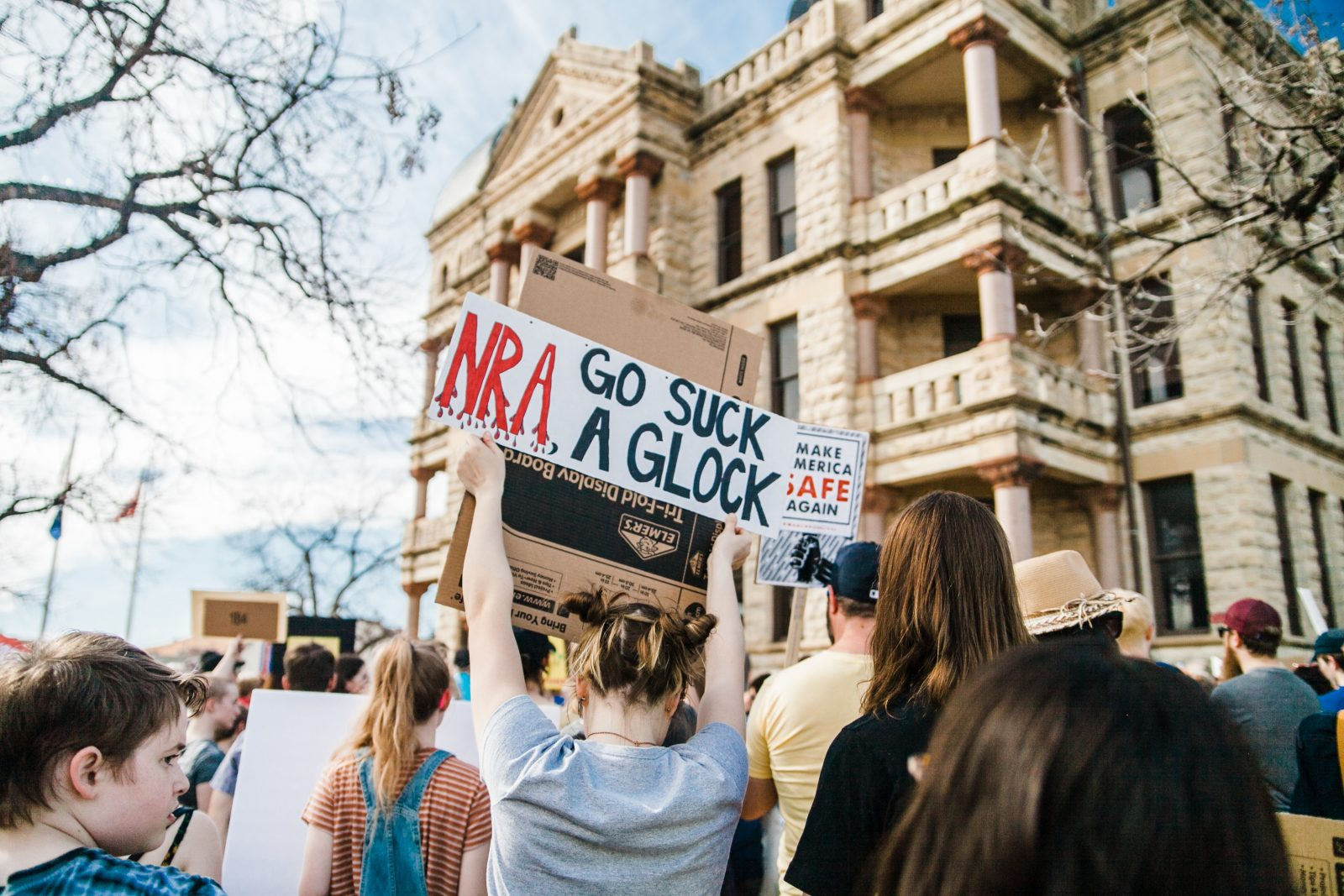 The Parkland Students' Road to Change