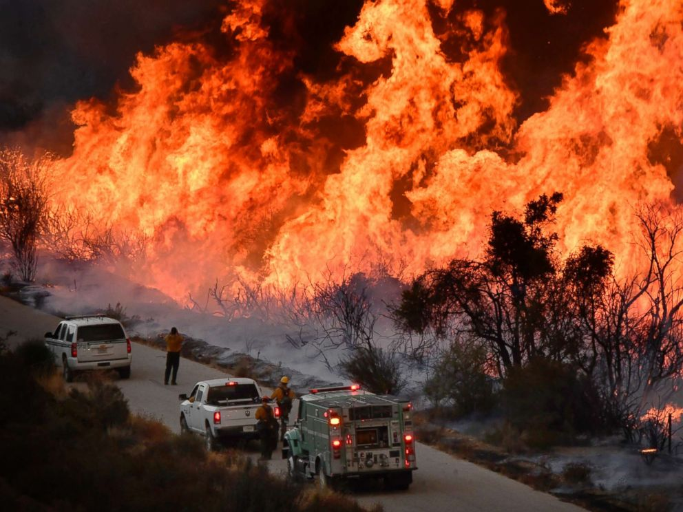 California Wildfires Contend With Environmental Politics