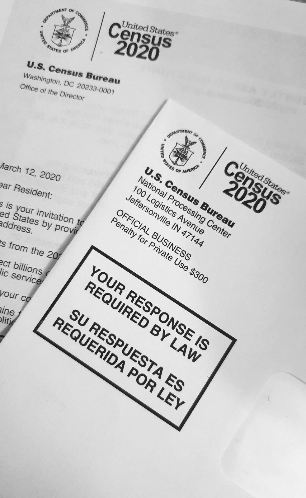 Two New Twists In The Saga of The 2020 Census; October 2020