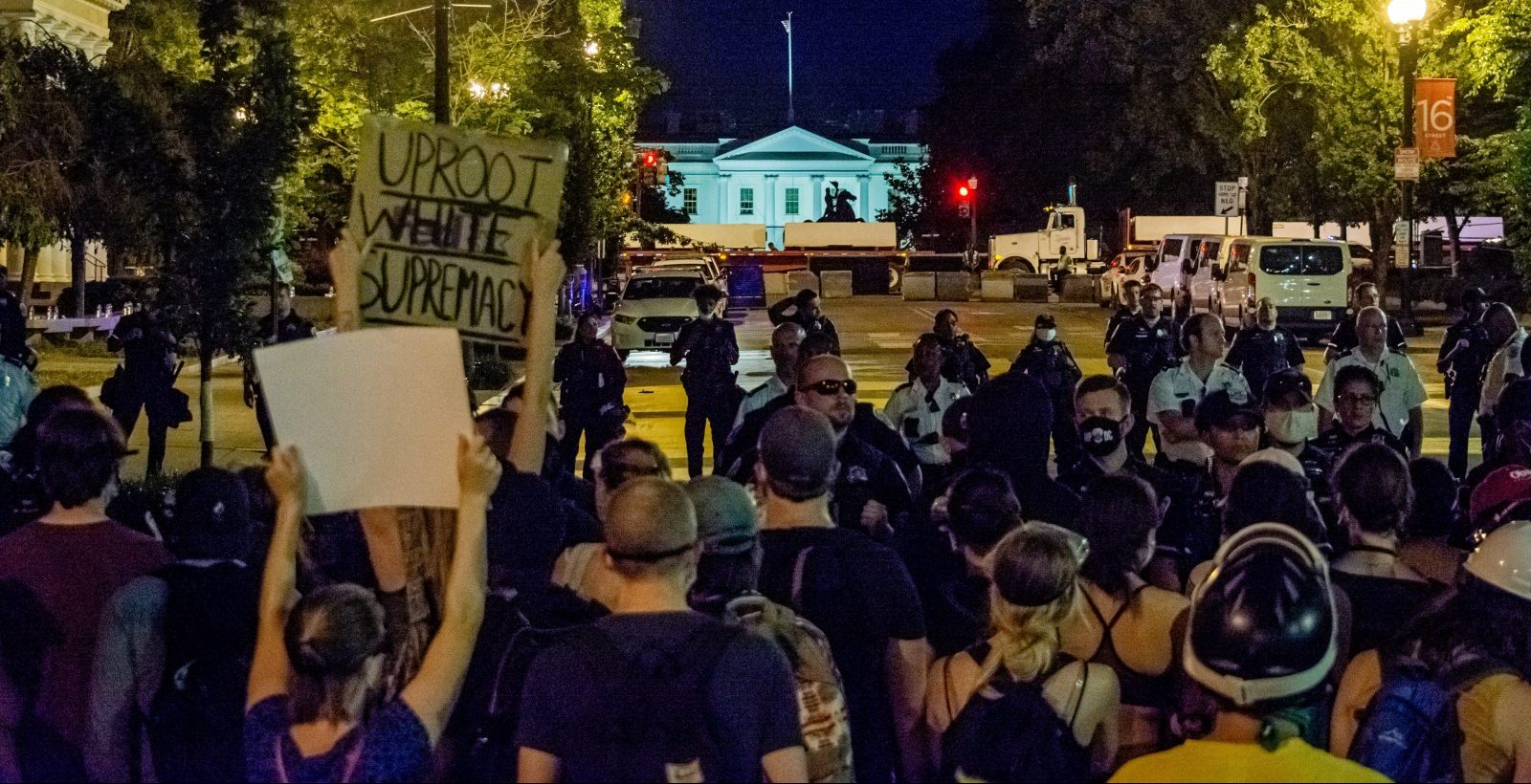The Rise of White Nationalism in America